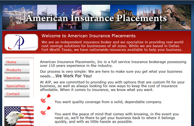 Risk Placement Insurance
