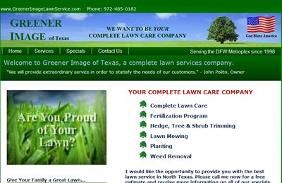 Lawn Services - Garland Plano Allen Frisco