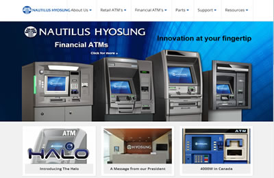 World Leader in ATM Manufacturing and Technology