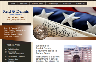 Dallas Law Firm - Trial Lawyers - Complex Litigation